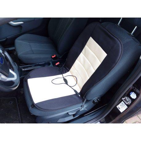 Samochodowa mata grzejąca na siedzenie Hantom regulacja temperatury zabezpieczenie przed przegrzaniem