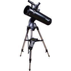 Teleskop zwierciadlany Levenhuk SkyMatic 135 GTA montaż azymutalny