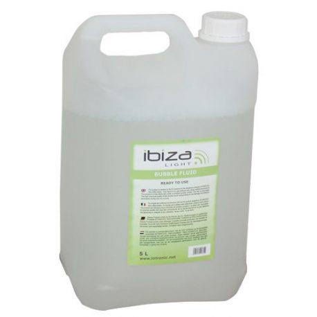 Płyn do wytwornicy baniek mydalnych pojemność 5 litrów