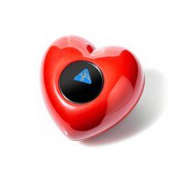 Magiczne miłosne serce podpowiada gra w pozycje dla par zakochanych afrodyzjak
