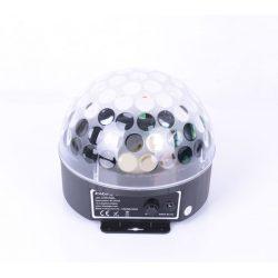 Półkula efekt świetlny Astro LED wbudowana bateria dwa tryby pracy