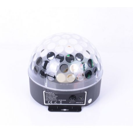 Półkula efekt Astro LED wbudowana bateria dwa tryby pracy