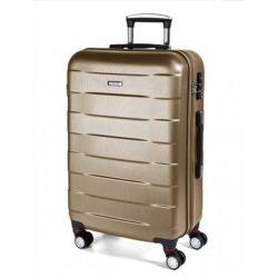 Duża walizka March Bumper wysokość 76 cm wytrzymała na kółkach różne kolory
