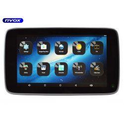 Monitor na zagłówek 10 cali WiFi BT SD Android tablet z uchwytem nadajnik FM