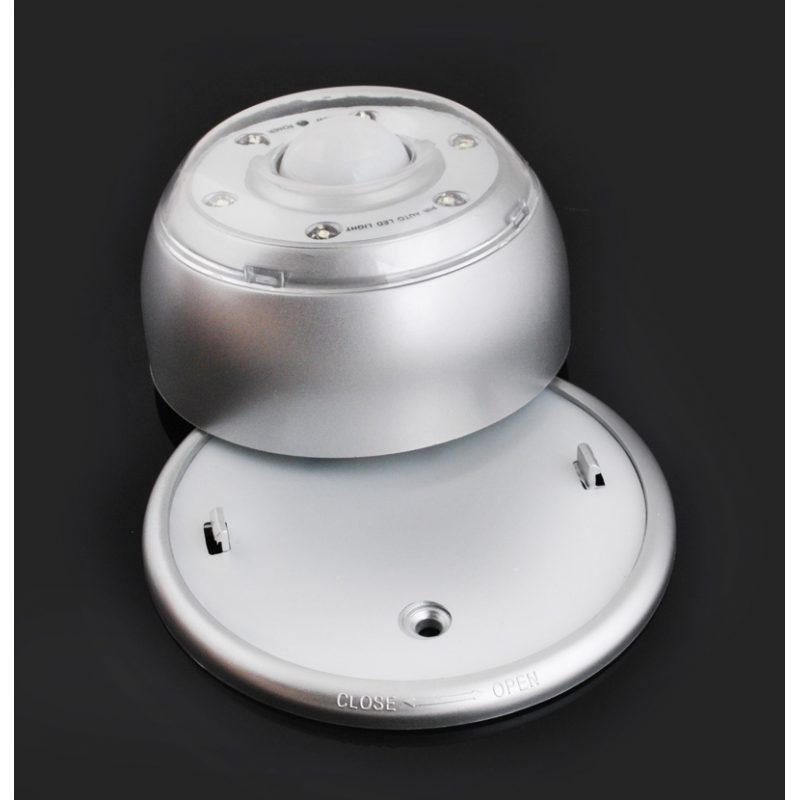Lampka Led Z Czujnikiem Ruchu Na Baterie Oświetlenie Schodów