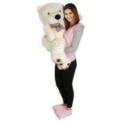 Zabawka pluszowy miś wzrost 130 cm pluszak bardzo duży trzy kolory