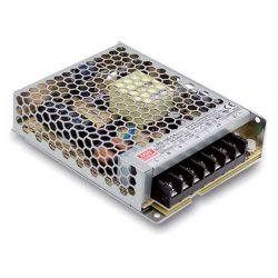Niskoprofilowy zasilacz przemysłowy Mean Well 12V/8.5A 102W 1U do oświetlenia LED