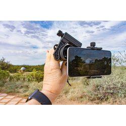 Adapter do smartfona teleskopu mikroskopu lornetki Levenhuk A10