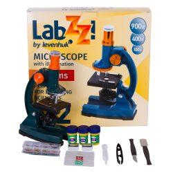 Idealny mikroskop dla małego biologa Levenhuk LabZZ M2