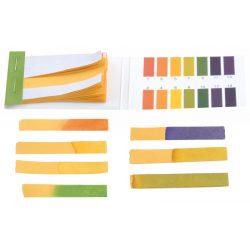 Paski papierki lakmusowe 80 sztuk teste pH wody METR 1-14