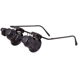 Okulary powiększające Levenhuk Zeno Vizor G2 oświetlenie LED