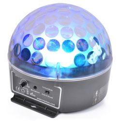 Półkula oświetlenie dyskotekowe LED 82 promieni BeamZ Magic Jelly DJ Ball