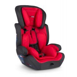 Fotelik samochodowy Massi 9-36 kg zdejmowane oparcie 3 kolory wkładka dla dzieci