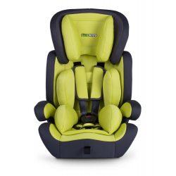 Fotelik samochodowy Ricokids Massi 9 - 36 kg zdejmowane oparcie 3 kolory wkładka dla dzieci