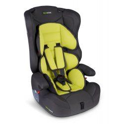 Fotelik samochodowy 9 - 36 kg zdejmowane oparcie 3 kolory dwustronna wkładka dla dzieci