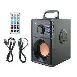 Głośnik bezprzewodowy z Bluetooth USB TF radioFM MP3 z rączką