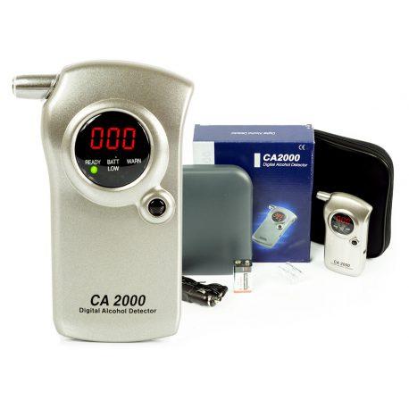 Alkomat CA2000 PRO pierwsza kalibracja gratis