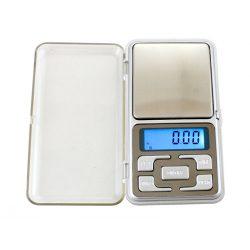 Precyzyjna waga kieszonkowa zakres 500g/0,1g z wyświetlaczem