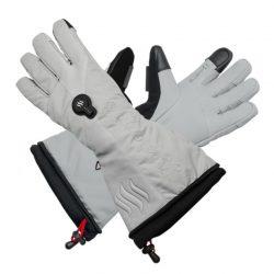 Ogrzewane rękawice narciarskie GLOVii GS8 membrana Hypora z tkaniną Thinsulate obsługa ekranów