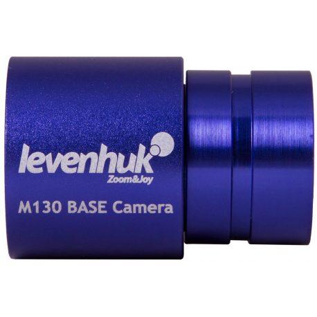 Cyfrowy aparat fotograficzny Levenhuk M130 BASE rozdzielczość 1.3 Mpx z dwoma adapterami