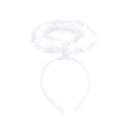 AUREOLA opaska na głowę jako strój anioła jasełka