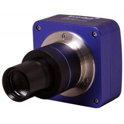 Aparat cyfrowy fotograficzny Levenhuk M800 PLUS do użytku z mikroskopami biologicznymi i stereoskopowym
