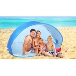 Namiot plażowy samorozkładający filtr UV 220x120cm