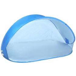 Namiot plażowy samorozkładający filtr UV 220x120cm w torbie