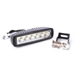Lampa robocza LED marki TITANIUM 6 x LED moc 18W światło rozproszone