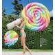 Duży dmuchany materac plażowy Lizak Gigant 208 x 135 cm INTEX 58753