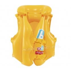 Dmuchana kamizelka do pływania dla dzieci Fisher Price Bestway 93515