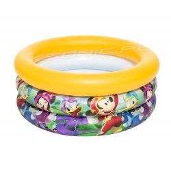 Mały basenik dla dzieci Myszka Mickey 70 x 30 cm Bestway 91018