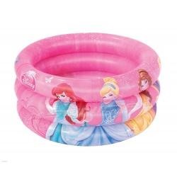 Mały basenik dla dzieci Disney Księżniczki 70 x 30 cm Bestway 91046