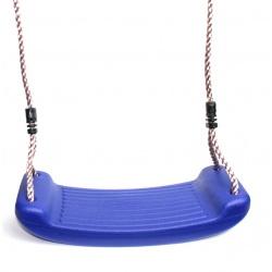 Huśtawka plastikowa deska mocna na linach na place zabaw 4 kolory