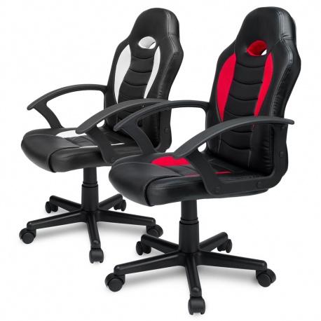 Fotel dla gracza fotel kubełkowy jak w sportowym samochodzie fotel gamingowy