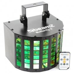 Efekt świetlny derby LED BeamZ Butterfly II oświetlenie sceniczne estrady