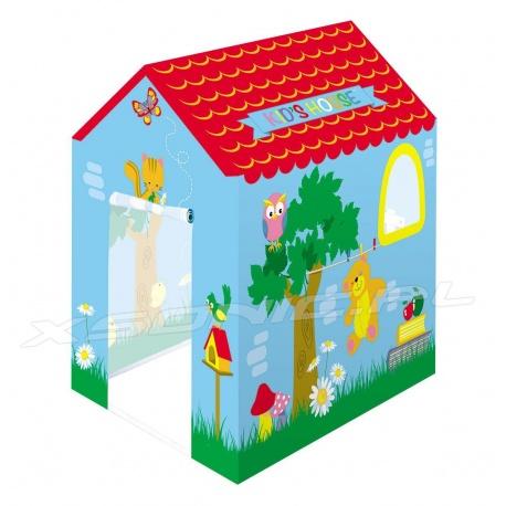 Domek do zabawy namiot Zwierzaki 102 x 114 x 76 cm Bestway 52201