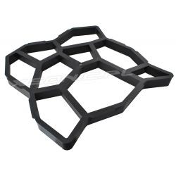 Forma do murowania kostki brukowej ścieżka formy kocie łby