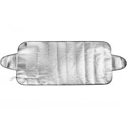 Mata osłona antyszronowa 200 x 70 cm na szybę samochodu na zimę i lato przeciwszronowa