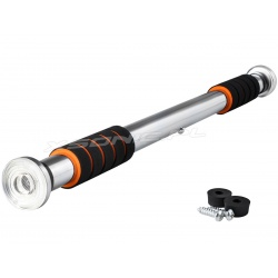 Drążek treningowy 61-100cm do podciągania stalowy do 150kg