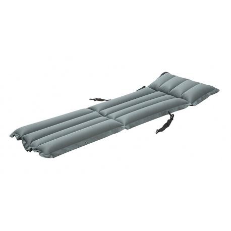 Materac kempingowy 2w1 fotel z oparciem 159 x 53.5 x 14 cm Bestway 69013