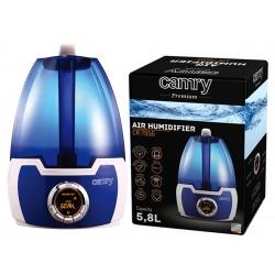 Zaawansowany i wydajny nawilżacz powietrza Camry z programatorem CR 7956