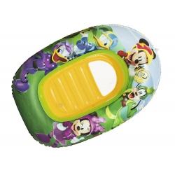 Ponton plażowy dla dzieci Myszka Mickey 102 x 69 cm Bestway 91003