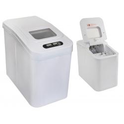 Domowa kostkarka do lodu maszyna 8kg na dobę kuchenna stołowa