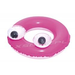 Koło plażowe 61cm do pływania dla dizeci Duże Oczy Bestway 36114
