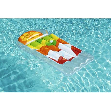 Materac do pływania szklanka drink Tropikalny Napój 190 x 99 cm Bestway 44037