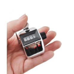 Klikacz licznik zliczaj wszystko ilość ćwiczeń osoby pojazdy kliker licznik
