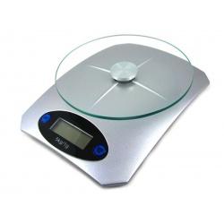 Waga kuchenna szklany talerz elektronicza do 5kg do 1 grama