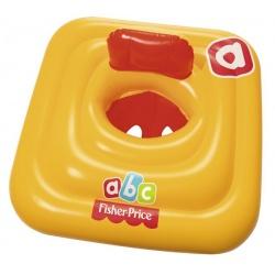 Dmuchane koło i fotelik dla dzieci do kąpieli Fisher Price 69 x 69 cm Bestway 93519