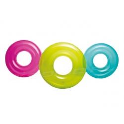 Koło do pływania dla dzieci 3 kolory średnica 76 cm INTEX 59260